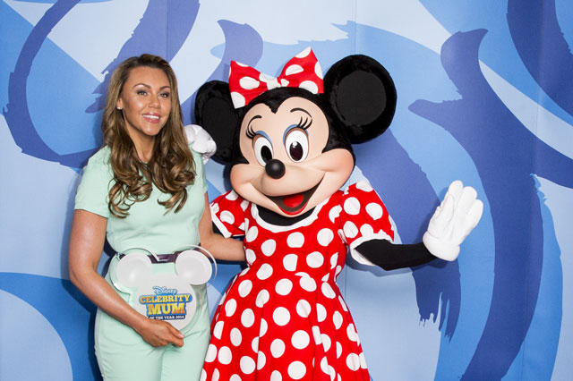 Michelle Heaton named Disney Celebrity Mum of the Year 2014