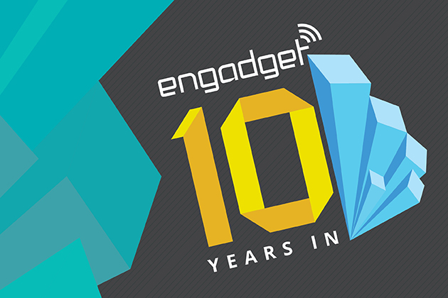 Engadget's 10th Birthday
