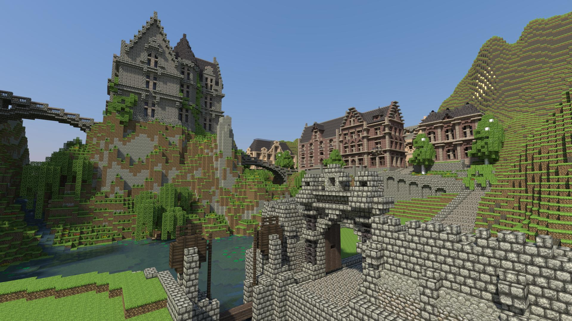 Minecraft Adds New Feature: