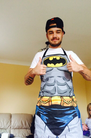 One Direction Christmas wishes Liam Payne