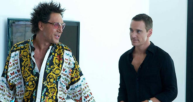 the counselor, javier bardem, michael Fassbender