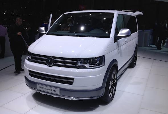 VW Caravelle Concept