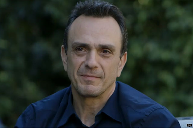Hank Azaria Fatherhood documentary series episode three The Good Enough Parent
