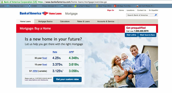 weekly mortgage rates