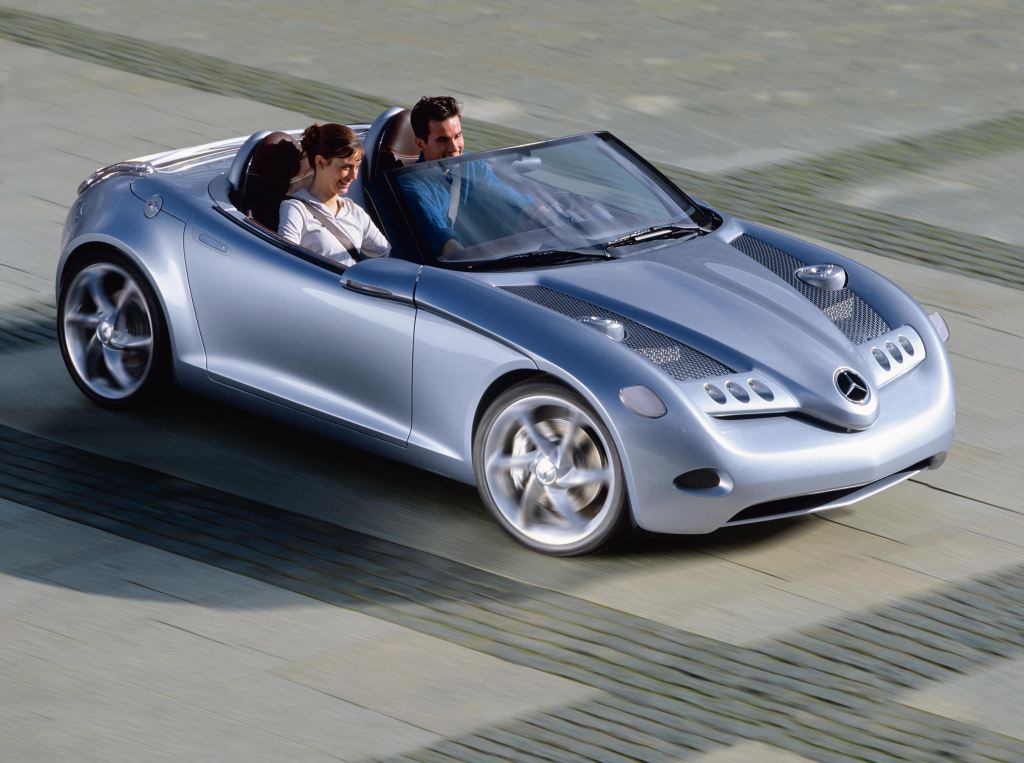 Gerücht: Mercedes-Benz Mini-Roadster könnte kommen