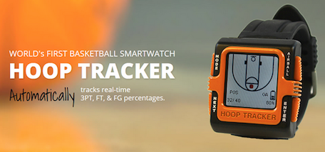 Hoop Tracker Smartwatch