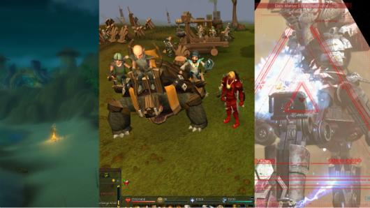 MMO screenshots