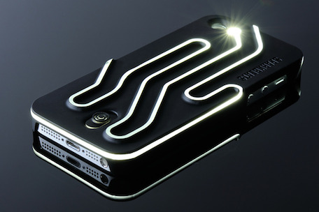 Sparkbeats iPhone case