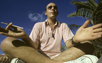 Hunter S. Thompson: My Hero and Role Model