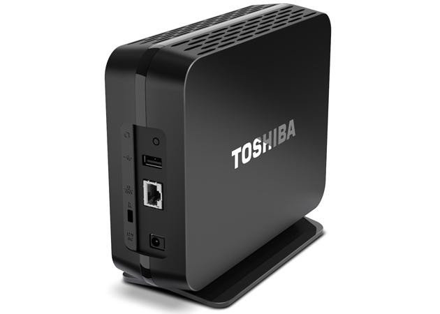 Toshiba Canvio Home drive