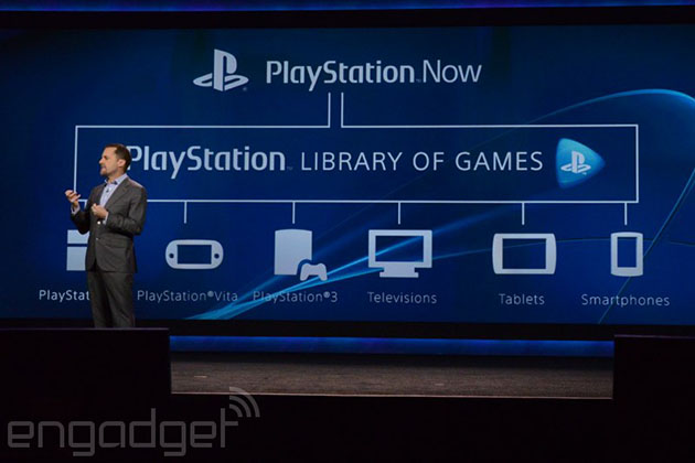 PlayStation Now streams PlayStation games to PS4, Vita, PS3, tablets and smartphones