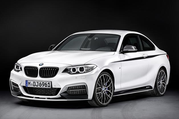 BMW「2シリーズ」と「X5」用のMパフォーマンスパーツが登場