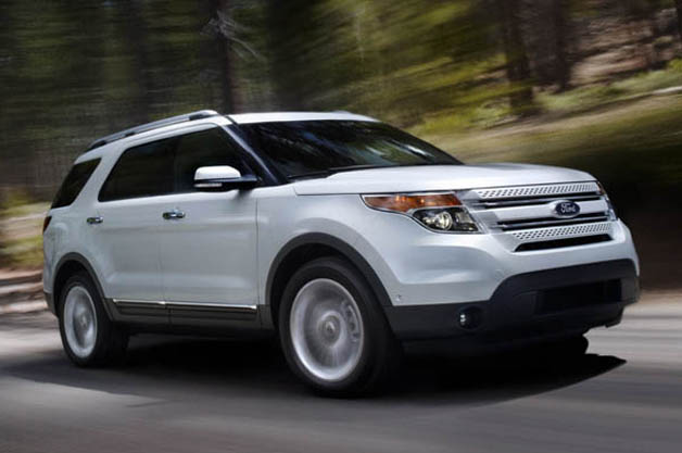 ford recalls select explorer e series vans squarebirds. Black Bedroom Furniture Sets. Home Design Ideas