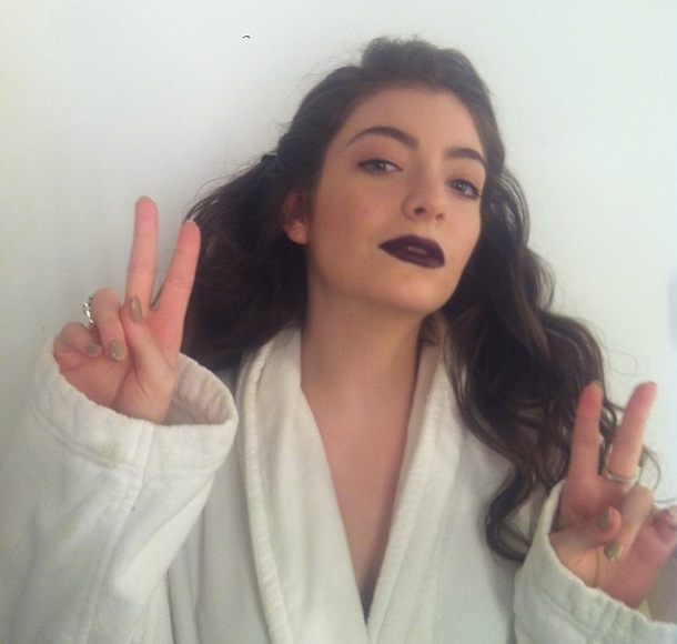 Lorde bans cute fan nicknames
