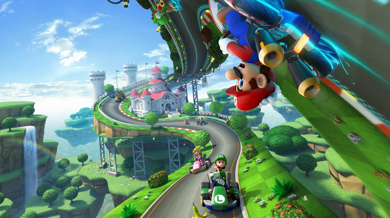 Mario Kart 8 Will Feature... Baby Mario Characters?
