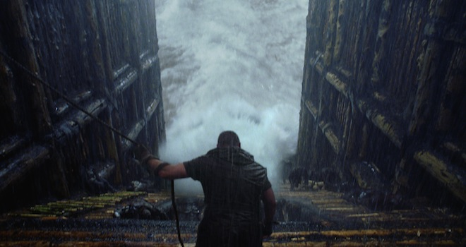 Survive Flood Disaster Movies Noah