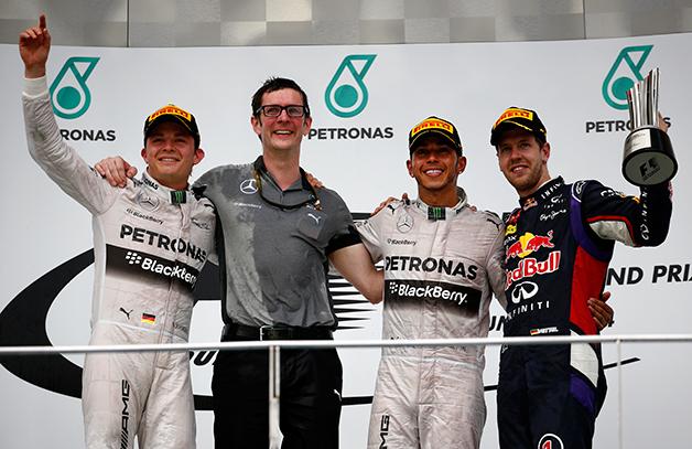 Malaysian F1 Grand Prix