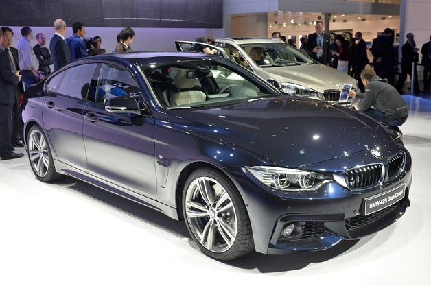 【ジュネーブ2014】BMWの新型4ドア・クーペ「4シリーズ グラン クーペ」がデビュー!(ビデオ付)