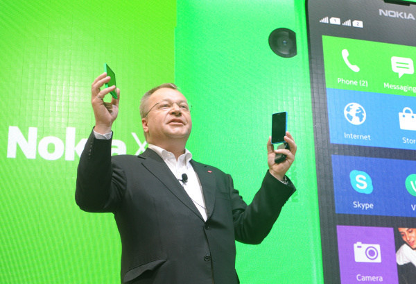 Elop: Nokia X traerá más gente a Windows Phone