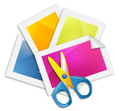 picture collage maker icon