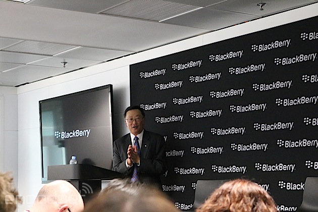 BlackBerry Has No Plans For Wearable Device