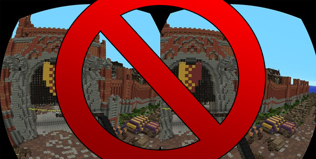 Minecraft Won't Be Developed For Oculus Rift Due To Facebook Buyout