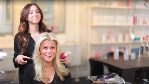 Shop this look: Get beautiful, big, bouncy hair