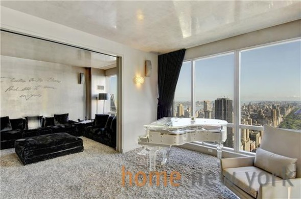 Sean Diddy Combs New York Apartment