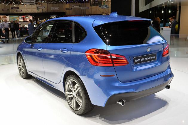 BMW 2シリーズ アクティブツアラー画像