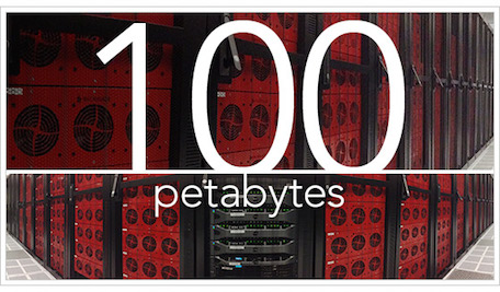 Backblaze reaches 100 petabytes of storage