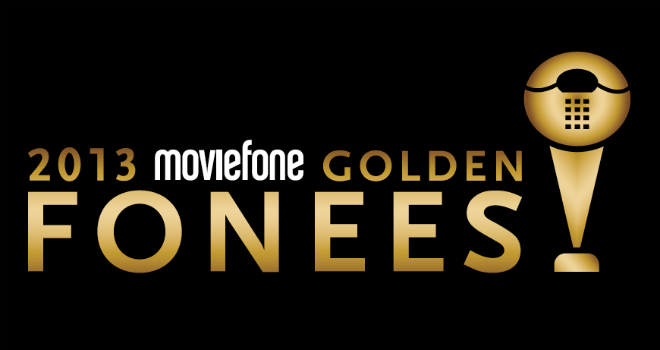 2013 moviefone golden fonees winners