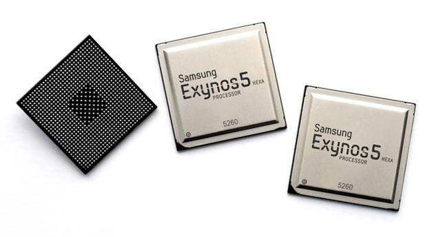 Samsung Exynos 5 Hexa processor