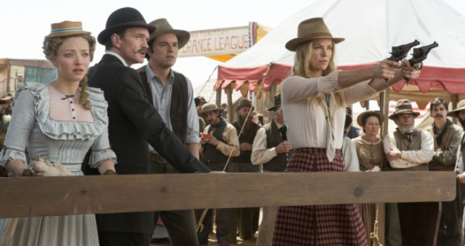 million ways to die in the west photo The New A Million Ways to Die in the West Red Band Trailer Is Hilariously Dirty (VIDEO)