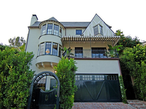 Hollywood Hills rental to Beatles