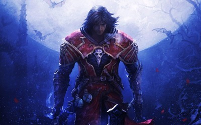 Castlevania: Lords of Shadow 2 Void Sword Traile
