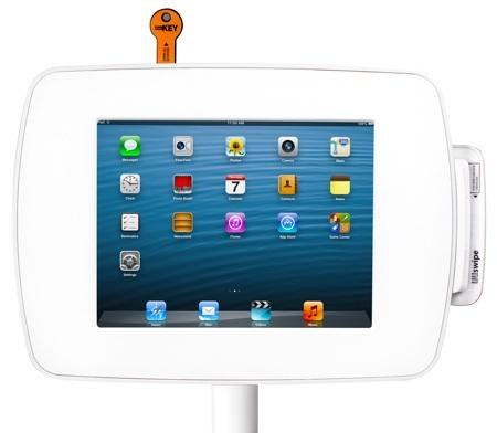 lilitab iPad kiosk