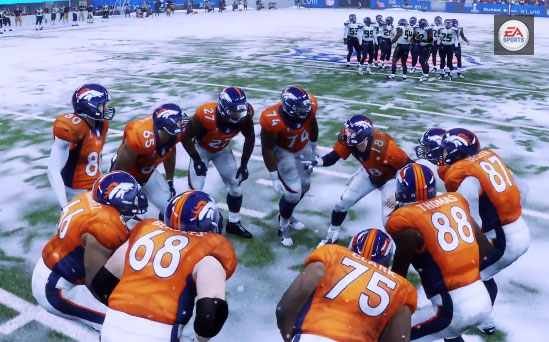 Madden 25 Super Bowl Tips: Denver Broncos vs. Seattle Seahawks