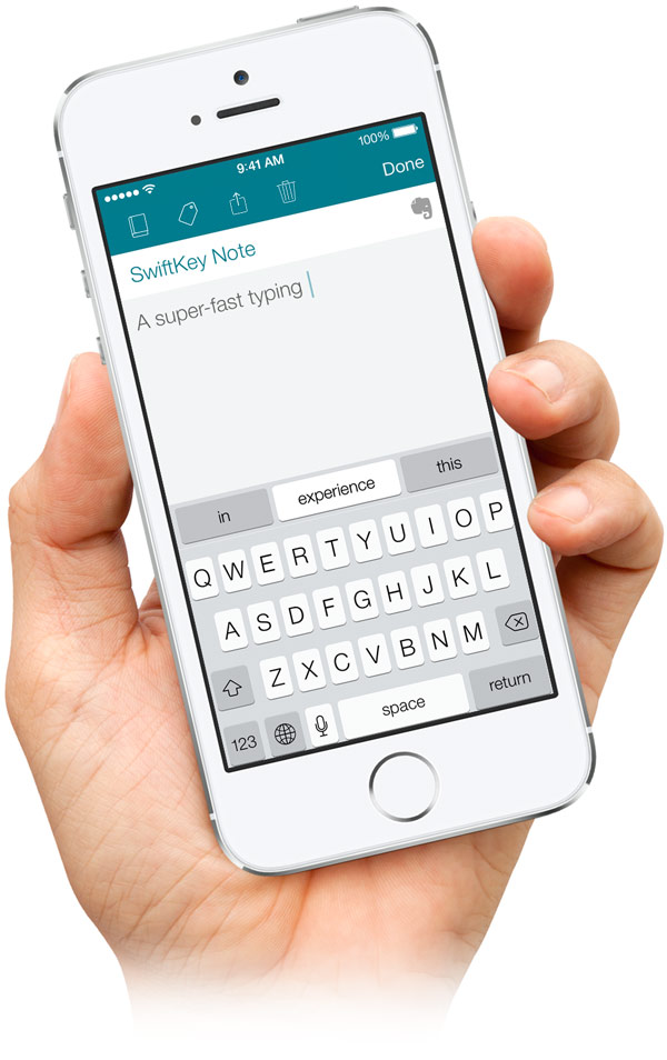 swiftkey-teclado-ios