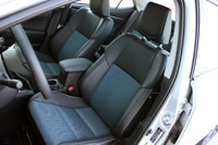 2014 Toyota Corolla front seats