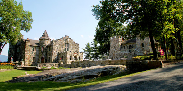 For Sale: A Classic Castle Built by a Dad for His Son