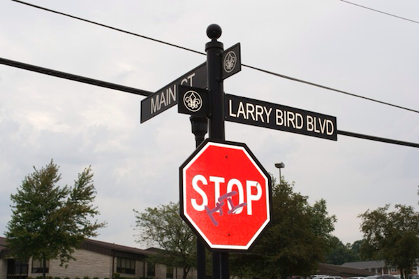 French Lick Indiana Larry Bird blvd