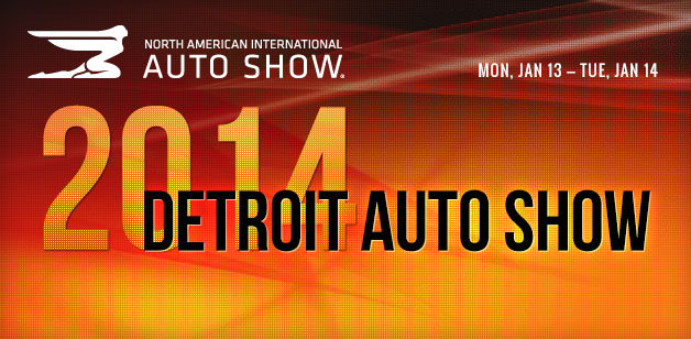 we obsessively covered the 2014 detroit auto show