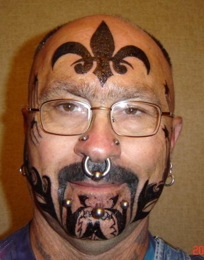tattoo fleur de lyce