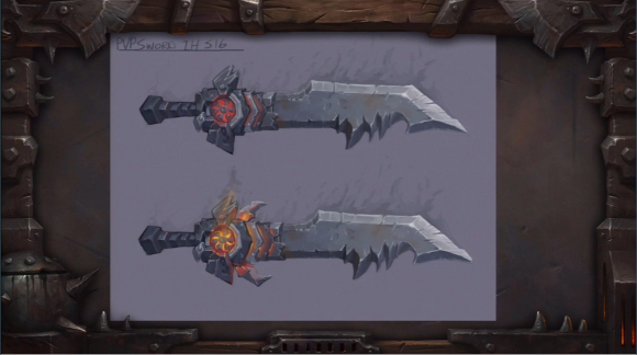 Concept Art from Warlords of Draenor
