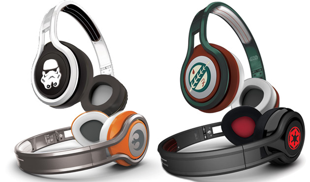 50 Cent's SMS Audio joins the alliance with new Star Wars-themed headphones