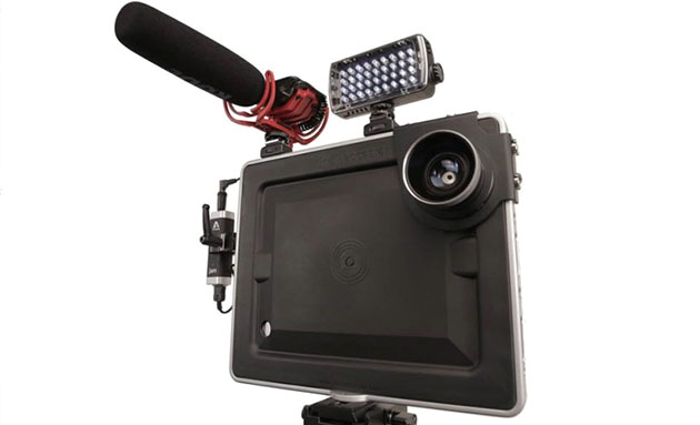Padcaster busca financiación para su nueva funda compatible con iPad mini