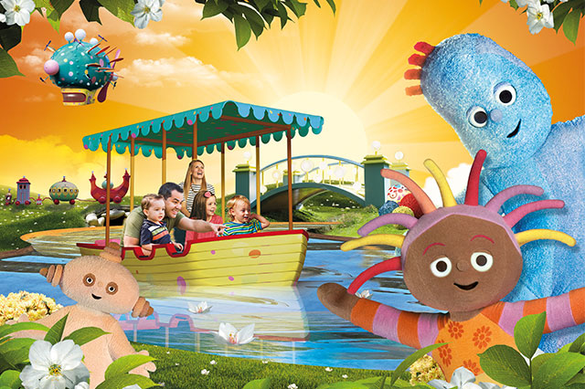 WIN a family ticket to CBeebies Land at Alton Towers resort