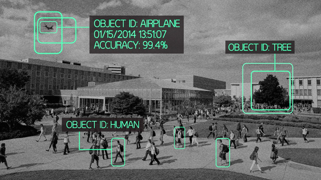BYU's grand vision of object recognition