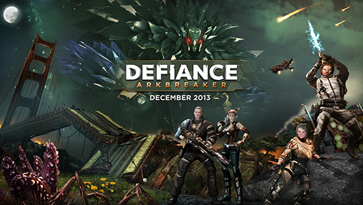 Defiance Arkbreaker screenshot