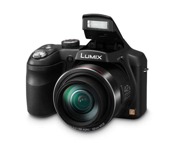 Panasonic Lumix LZ40: Una superzoom de 42 aumentos